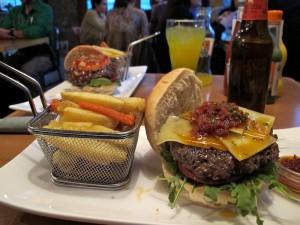 Las mejores hamburguesa de Madrid, Zombie Bar