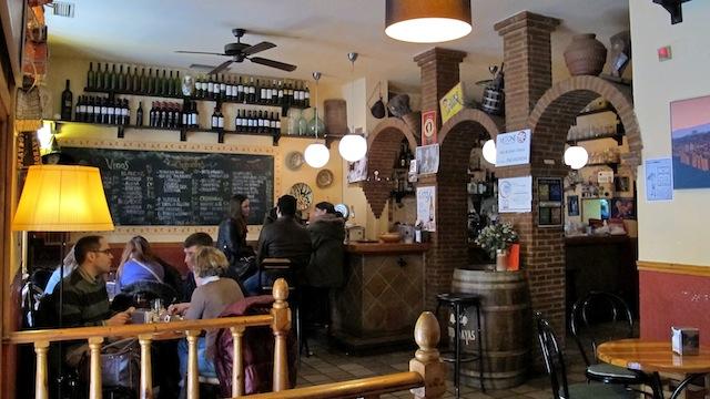La Taberna encantada en Lavapiés