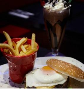 Las mejores hamburguesa de Madrid, Dizzi Lil