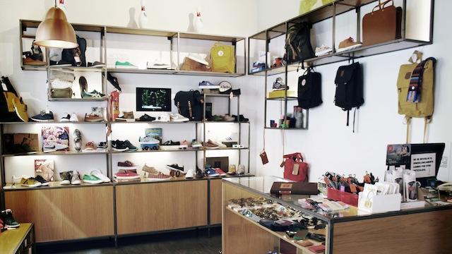 Duke, tienda de zapatos y complementos para hombre