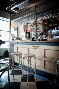 Sifón, bar y tienda gourmet en la plaza del Rey