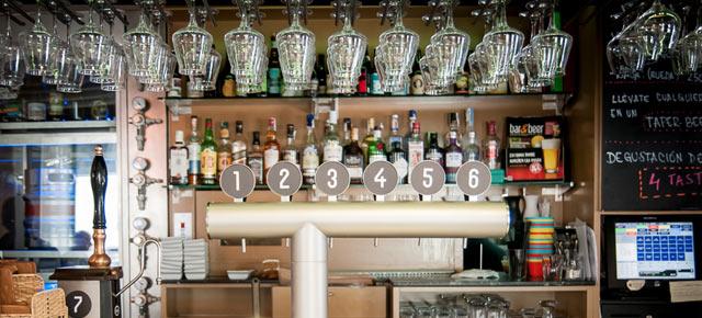 La Tape, bar restaurante en San Bernardo