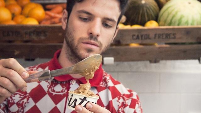 Helados artesanales en Madrid