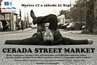 Cebada Street Market