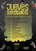 Jueves subterraneos Central