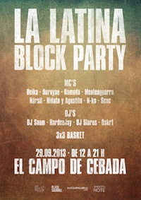 La Latina Block Party