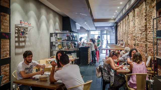 El Mandil bar Madrid