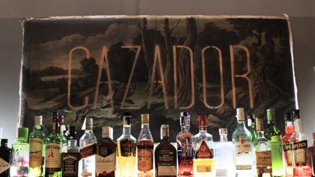 Bar Cazador en Malasaña