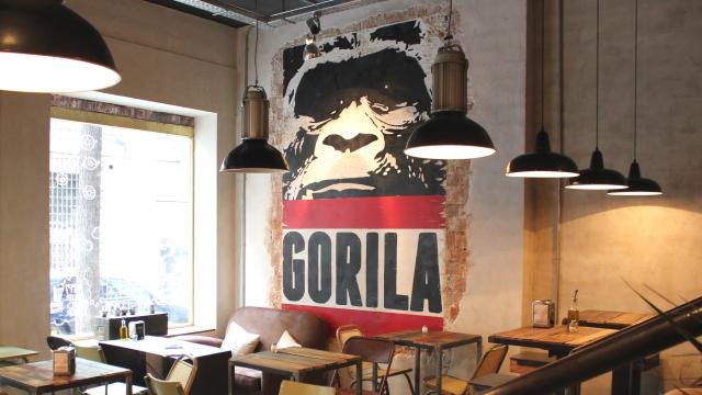 Gorila bar en malasaña