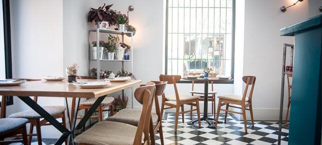 Ganz Café Madrid