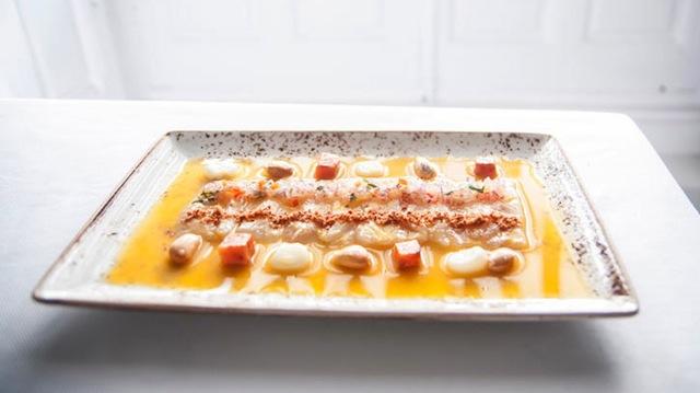 cocina peruano en Conde Duque