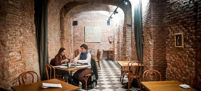 Dabbawala underground restaurante