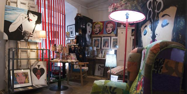 DelGallo, tienda decoración Malasaña