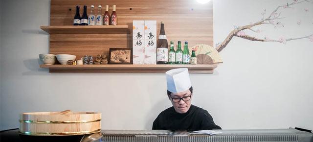 Restaurante japonés coreano en Chueca, Izakaya Han