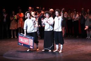 Talent Madrid ganadores