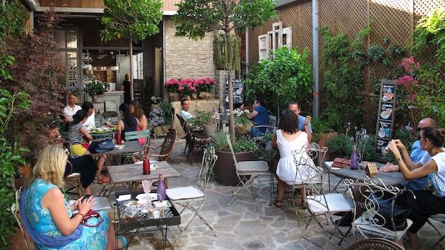 Las terrazas del verano en madrid las mejores terrazas for El jardin secreto madrid precios