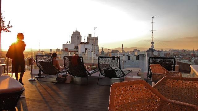 Las terrazas del verano en madrid las mejores terrazas for El jardin secreto salvador bachiller