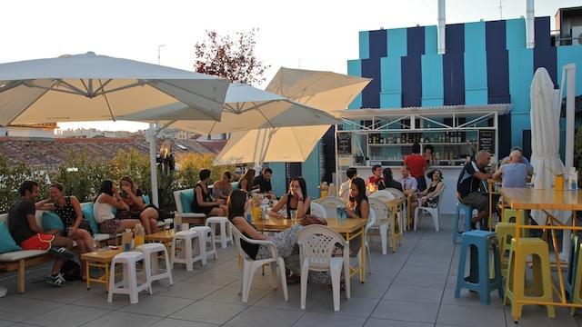 Las terrazas del verano en madrid las mejores terrazas for Terraza la casa de granada madrid