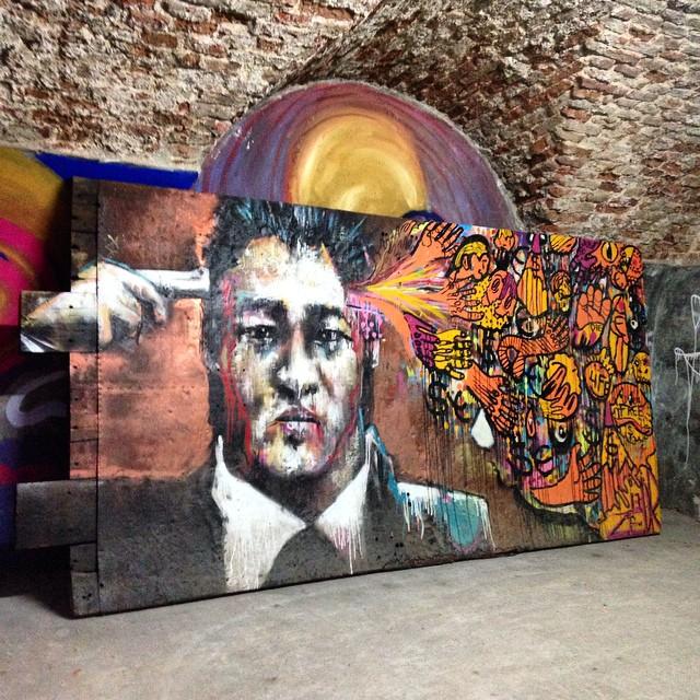 #intramurostabacalera #latabacalera #streetart #arteurbano #lavapies