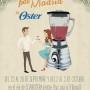 Recibe el otoño de 'Cócteles por Madrid by Oster'
