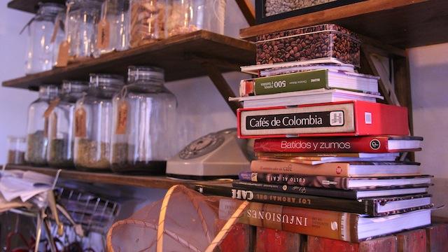 Cafelito, Lavapies