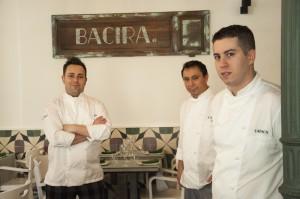 Restaurante Bacira en Chamberi