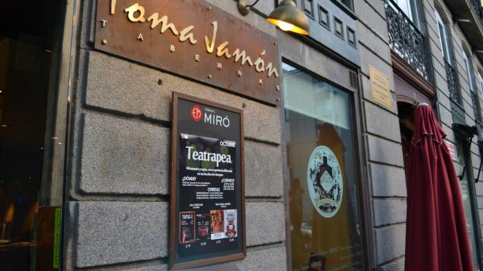 Teatrapea Madrid