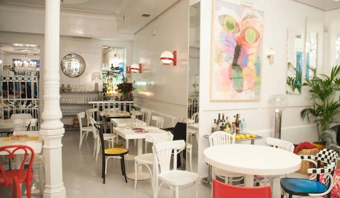 Restaurante LaVeronica Barrio Las Letras