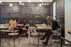 The little big café, Madrid