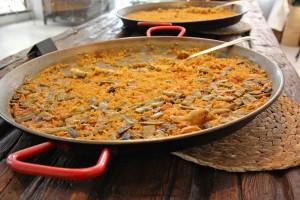 paella valenciana 2