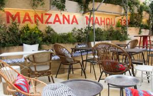 Vuelve 'Manzana Mahou 330', el lugar donde quedar este verano