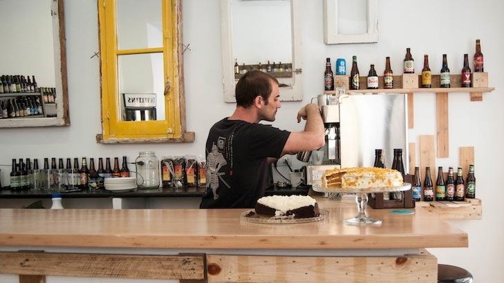 Palma Brew en Malasaña