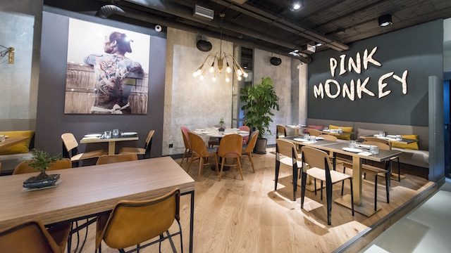 Pink Monkey - Madrid Diferente