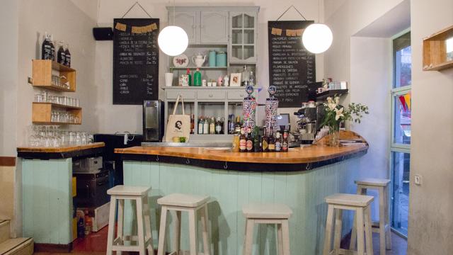 Bar La Gloria Noviciado