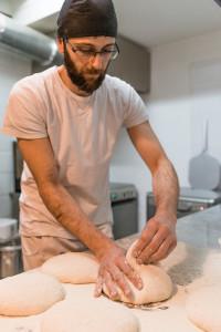 Moega pan y empanadas gallegas