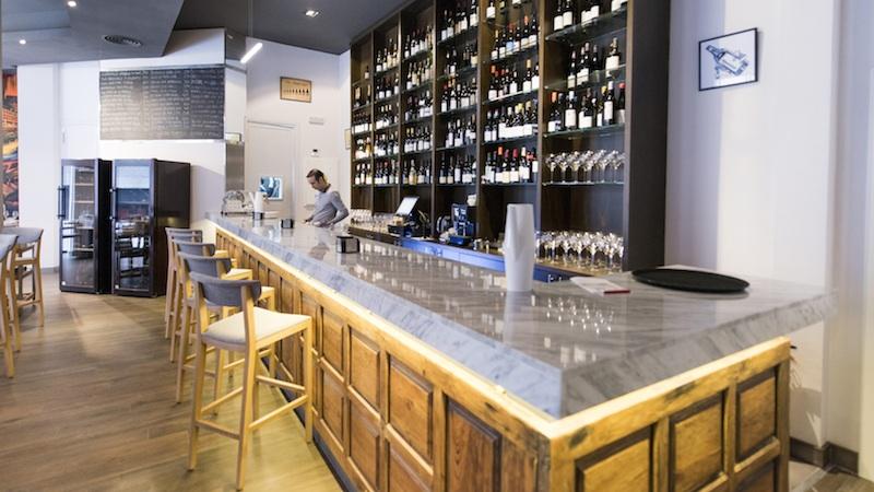 La Angelita | Restaurante y bar de vinos junto a Gran Vía