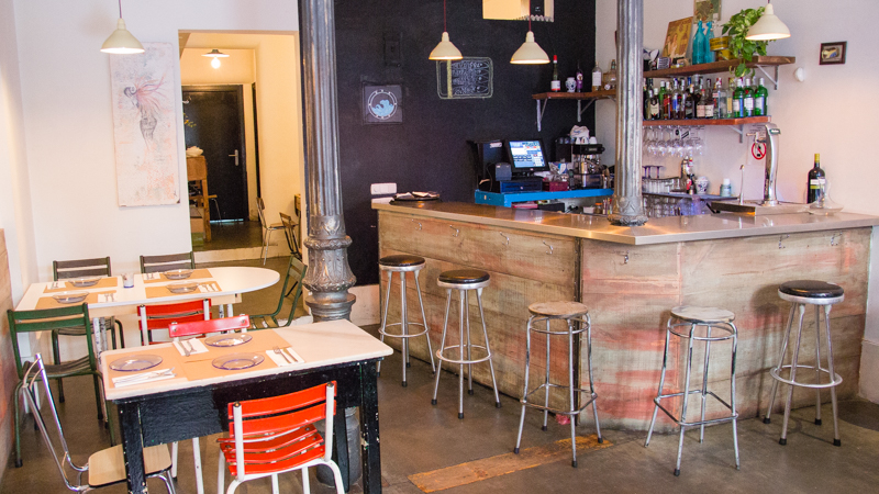 La Lata de Sardinas CABECERALa Lata de Sardinas | Restaurante de baos en Conde Duque