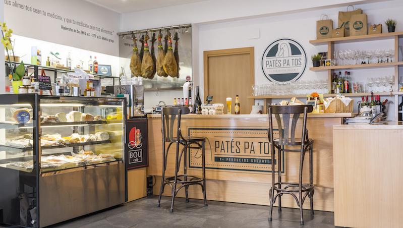 Patés pa tos | Tienda de patés