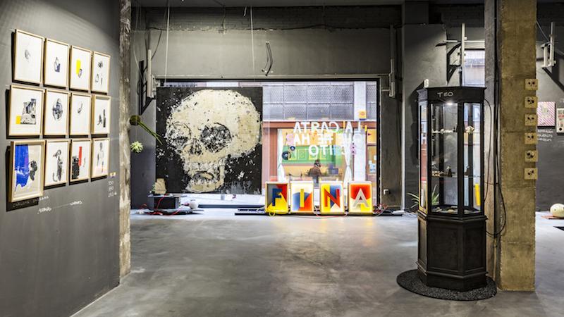 The Makers I Taller, tienda de decoración y galería en el Rastro