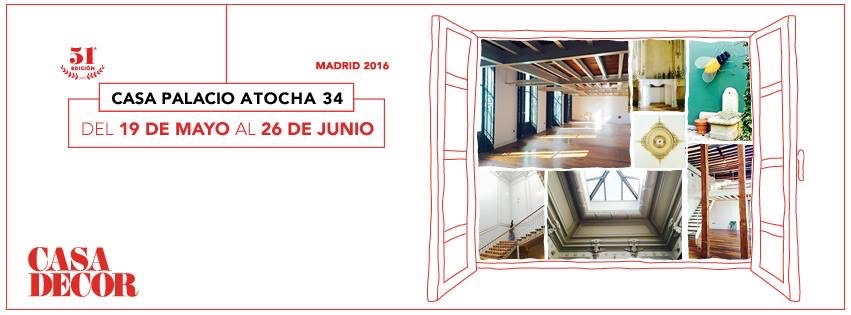 Casa Decor 2016 - Madrid Diferente