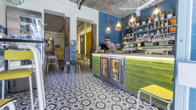 Cripeka | Cafetería y tienda degustación en Alonso Martínez