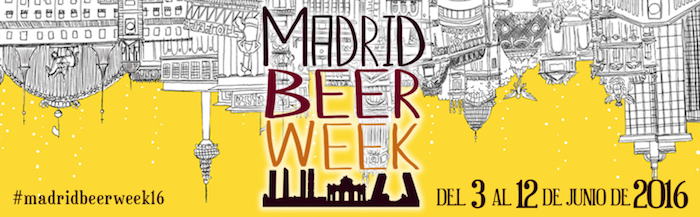 Madrid Beer Week - Madrid Diferente