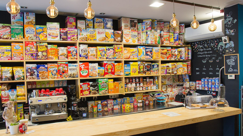 Cereal Hunters | Bar de cereales en Malasaña