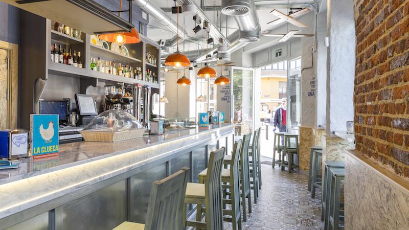 La Clueca | Restaurante de tortillas en Retiro