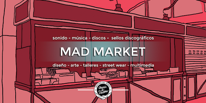 Music and Dealers - Madrid Diferente