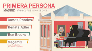 El festival barcelonés 'Primera Persona' desembarca en Madrid