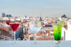 The Mint Roof | Azotea del hotel Vincci de Gran Vía