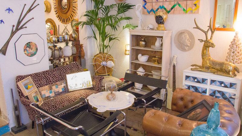 Tiendas muebles vintage madrid muebles vintage en el - Muebles decoracion madrid ...