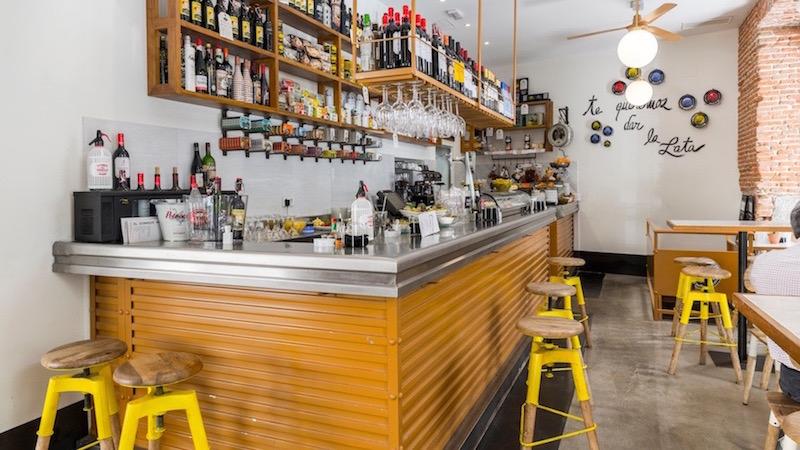 El Economato | Taberna especializada en conservas en las Salesas