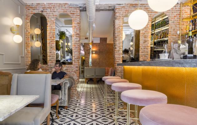 'Gigi Meet Me Bar', un viaje por el Mediterráneo más chic
